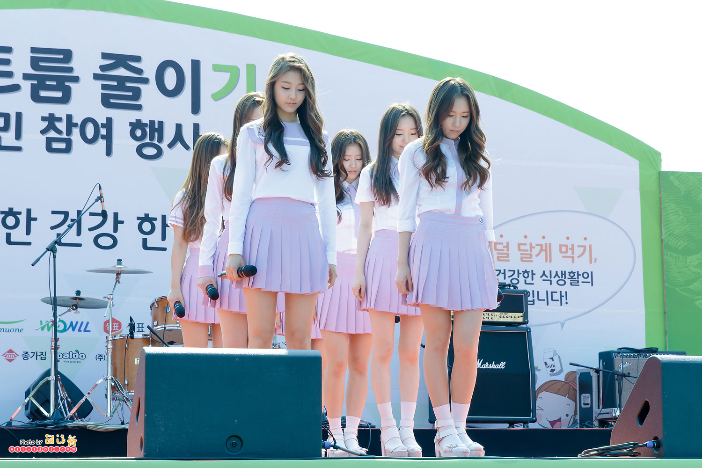 Lovelyz ByeokBB Public Broadcast Show in Seoul