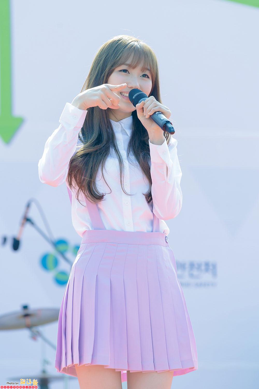 Lovelyz Sujeong ByeokBB Public Broadcast Show