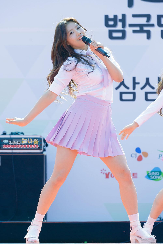 Lovelyz Mijoo ByeokBB Public Broadcast Show