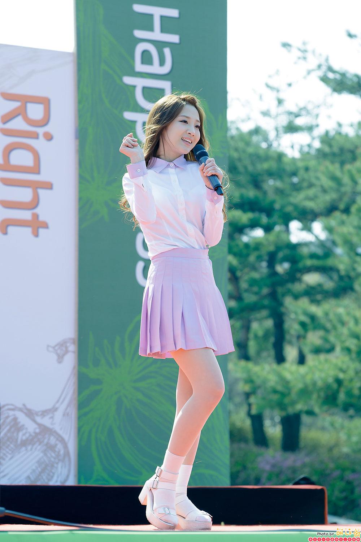 Lovelyz Jiae ByeokBB Public Broadcast Show