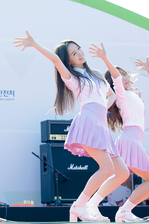 Lovelyz Kei ByeokBB Public Broadcast Show