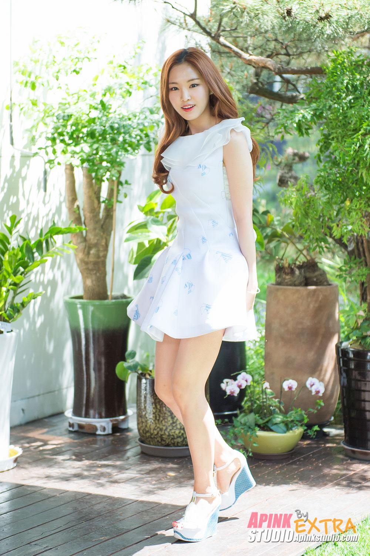 Apink Naeun Peripera Beauty Class