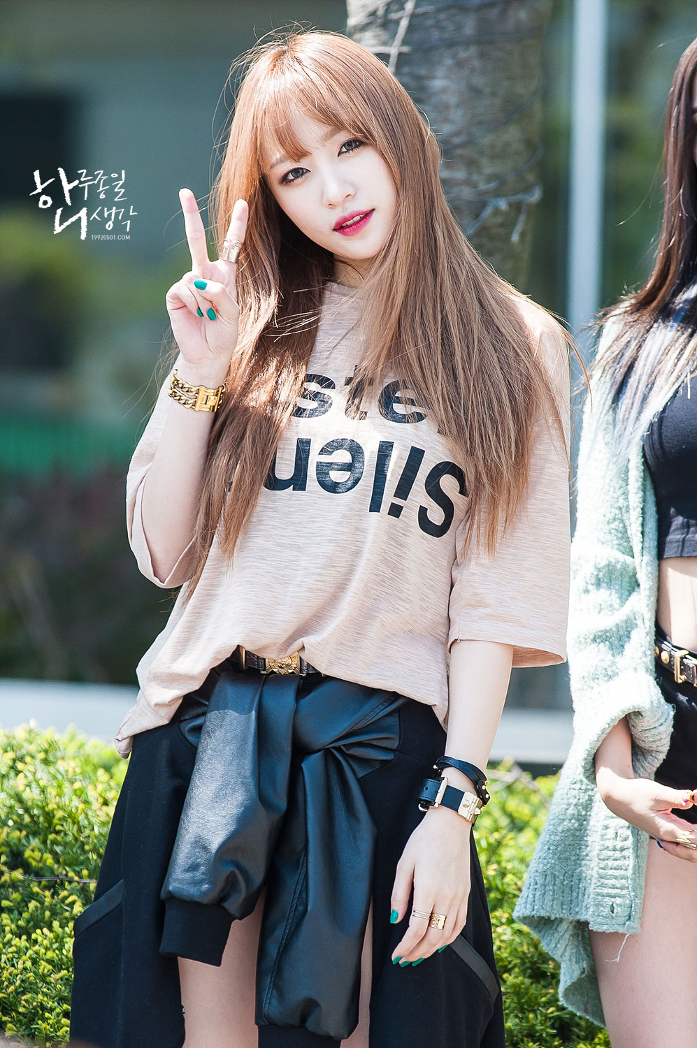 EXID Hani Ah Yeah fan meeting event