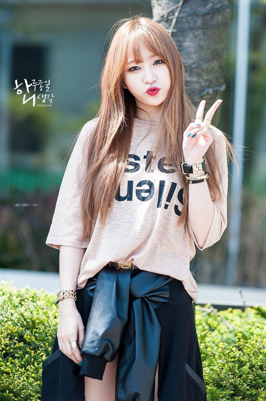 EXID Hani Ah Yeah fan meeting event