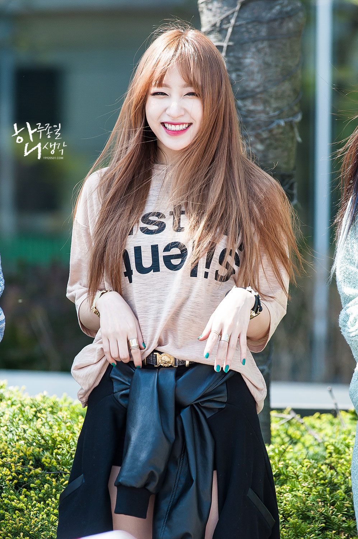Exid Hani Ah Yeah Fanmeet