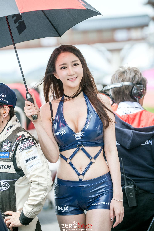 Han Chae-I CJ SuperRace 2015 Inje Racing Team