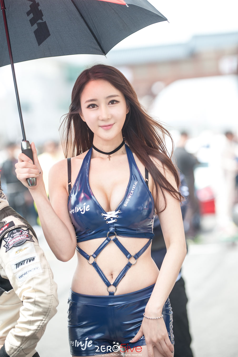 Han Chae-I CJ SuperRace 2015 Inje Racing Team