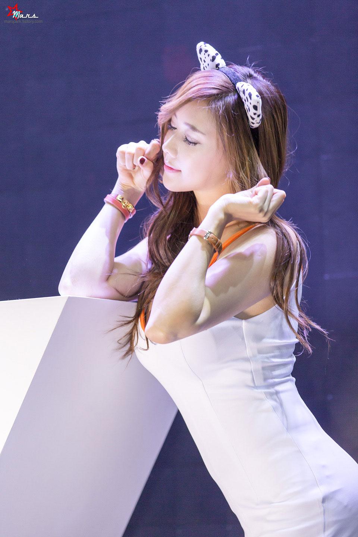 Kim Ha Yul G-STAR 2014 SmileGate