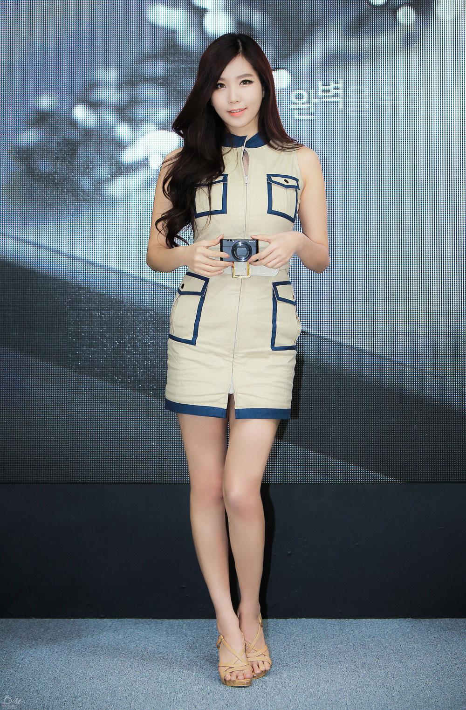 Lee Ji Min Photo Imaging Show 2015 Sony