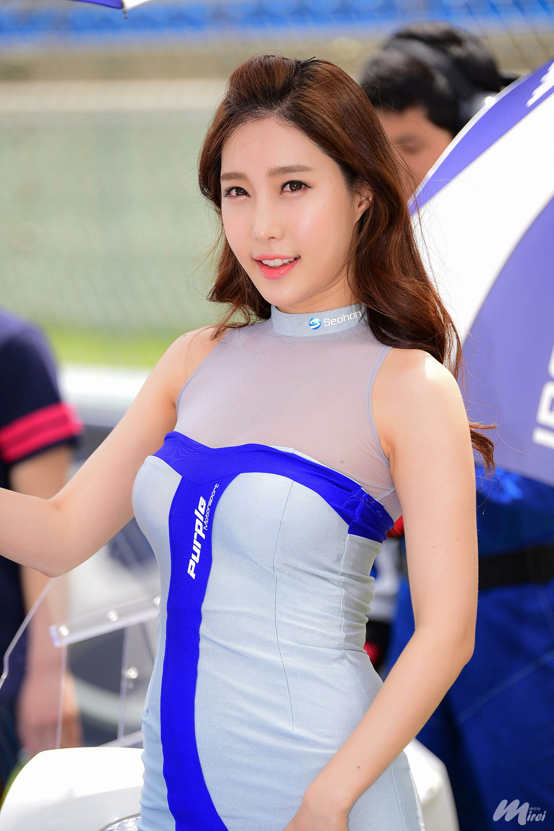 Im Min Young Korea Speed Festival 2015 Purple Motorsport