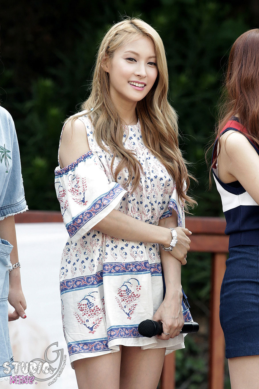 KARA Gyuri Cupid mini fan meeting event