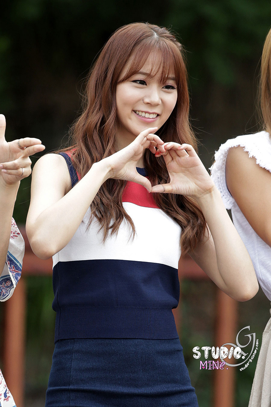 KARA Seungyeon In Love mini fan meeting event