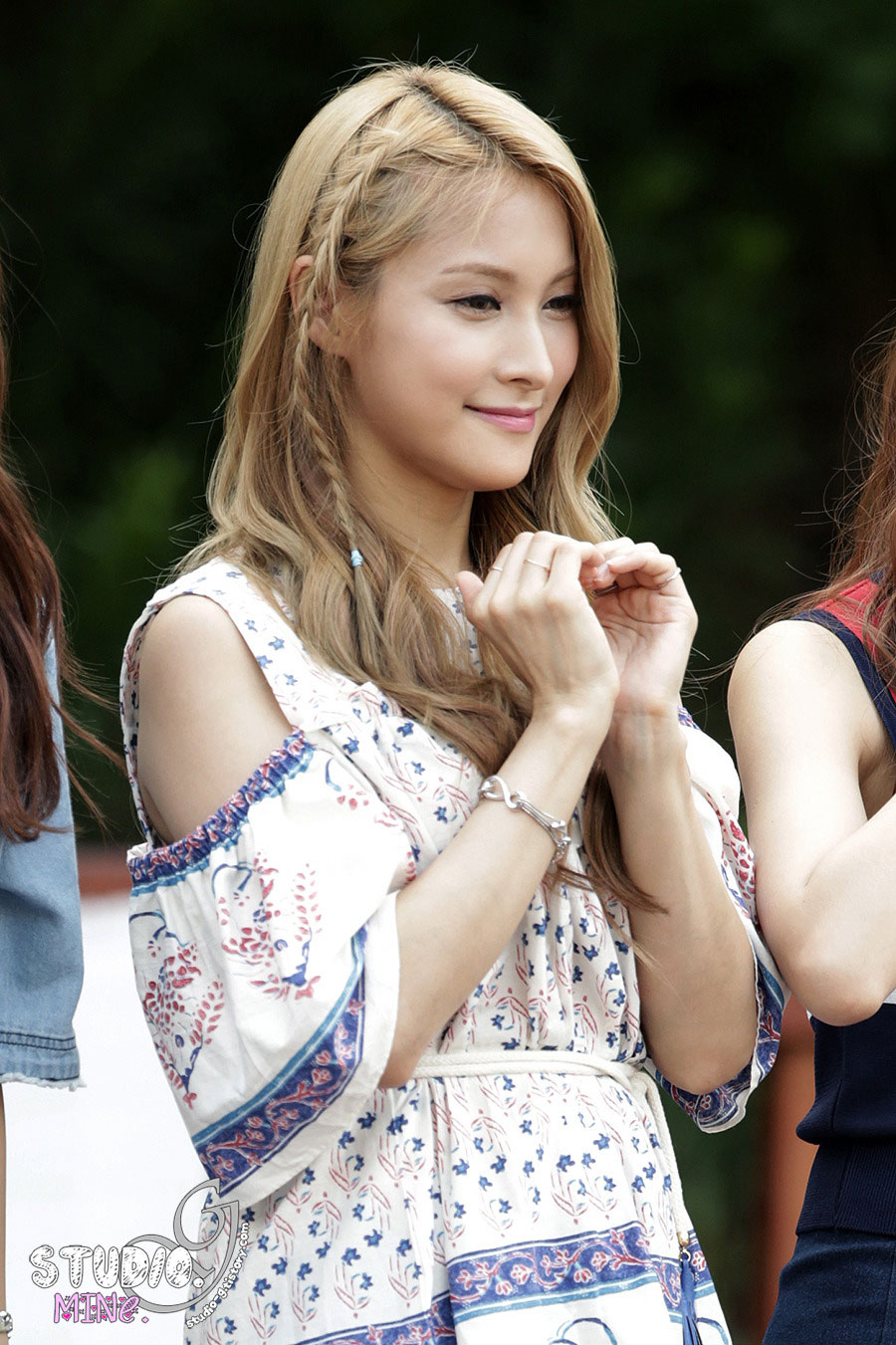 KARA Gyuri In Love mini fan meeting event