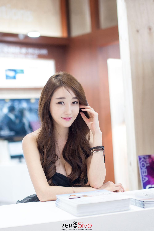 Model Lee Arin KOBA Show 2015