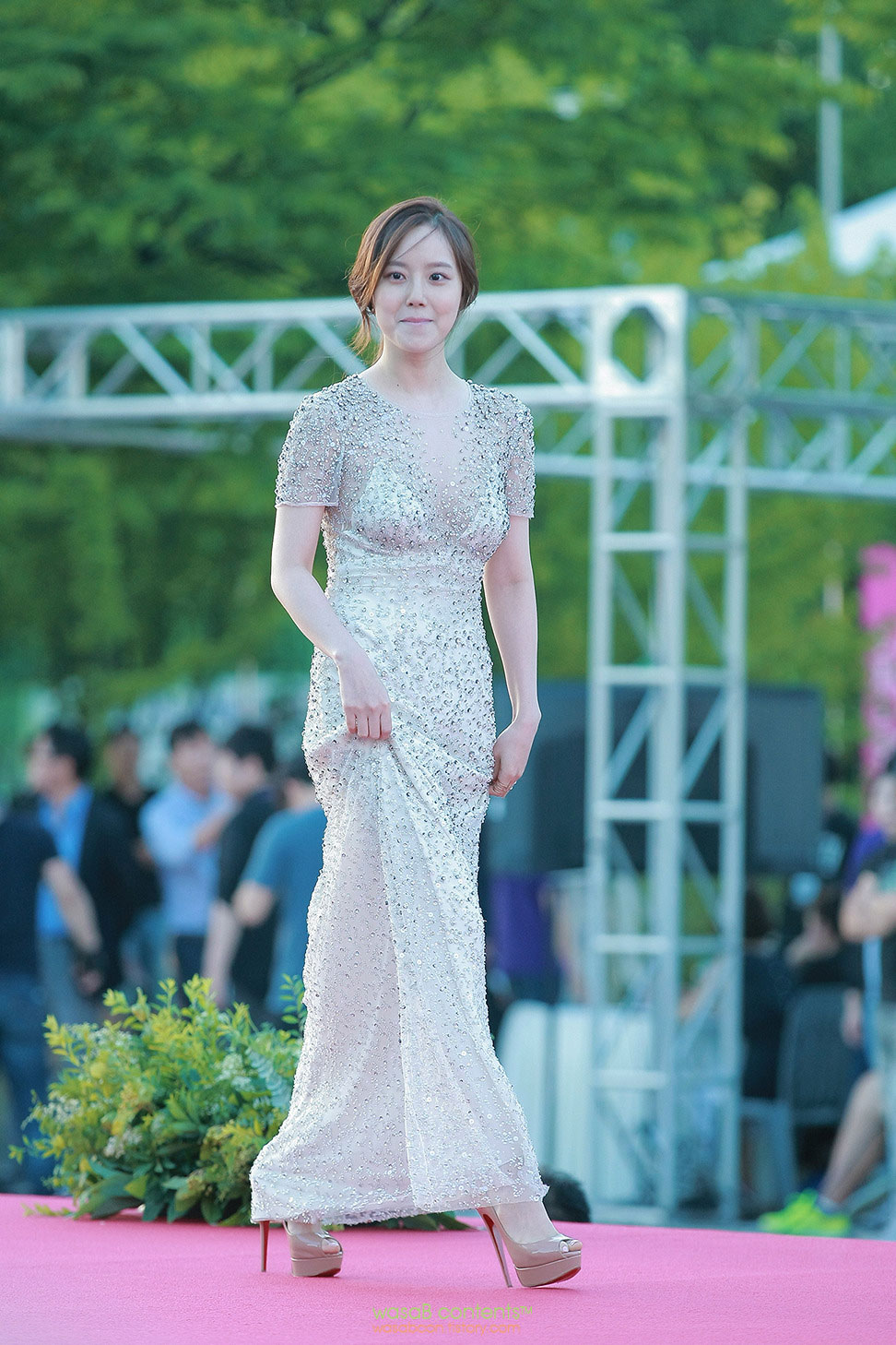 Moon Chae Won Bucheon Film Festival 2015