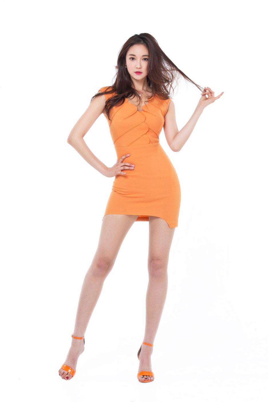 Moon Ga Kyung OMG Rainbow broadcast show
