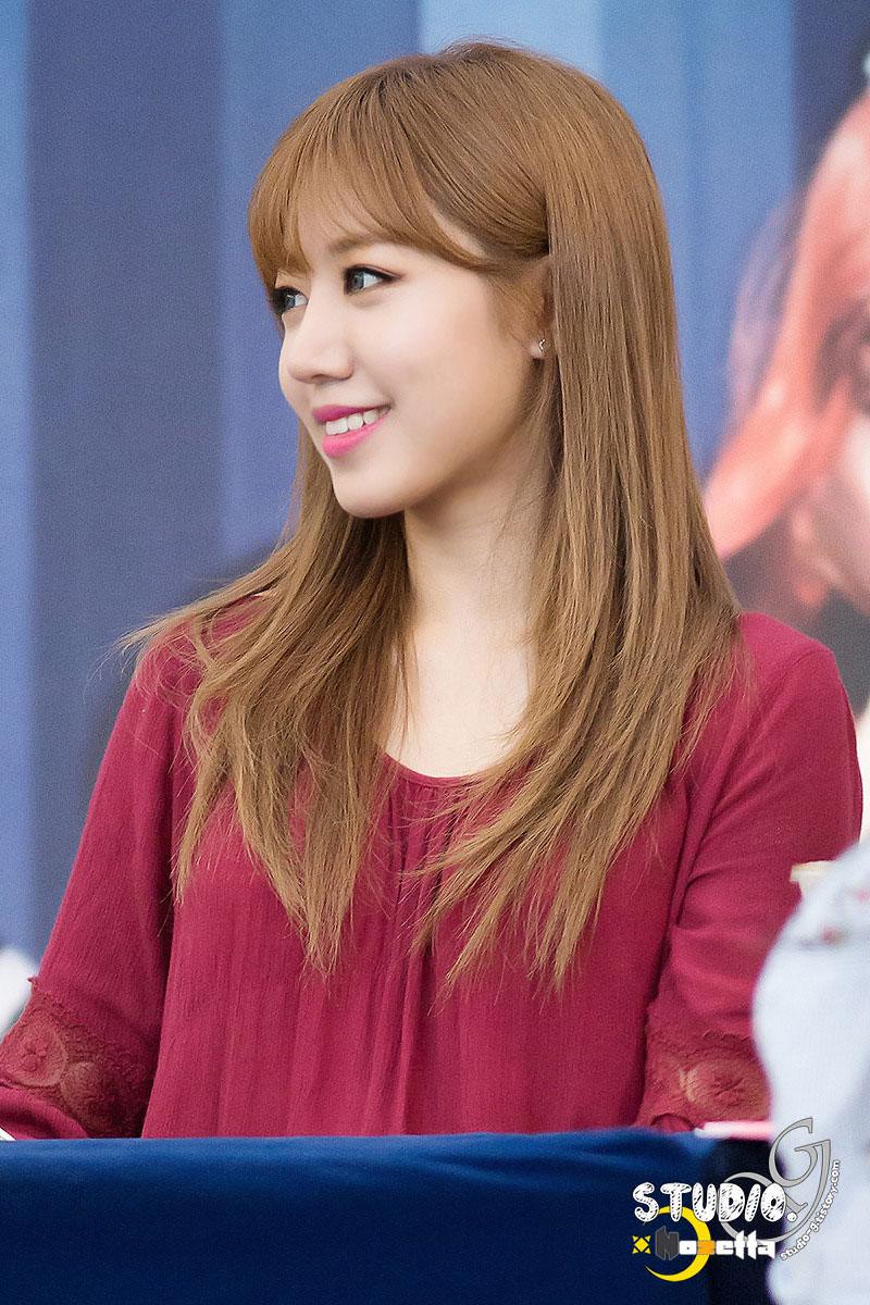 Apink Namjoo Pink Memory fansign event
