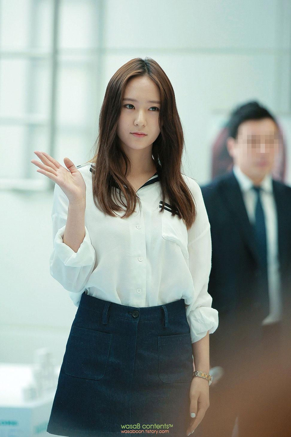 Krystal Jung Lacelle promotion event