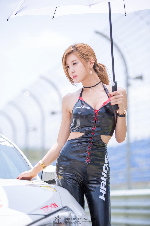 Heo Yun Mi Hands Motorsport Festival 2015 R3