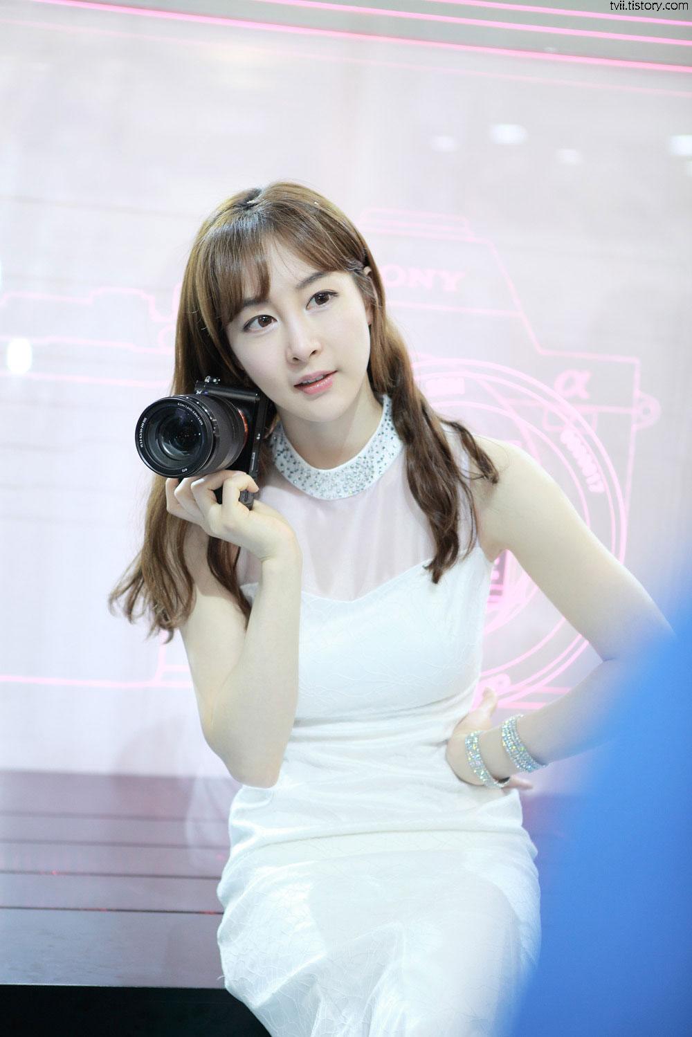 Lee Ga Na Photo Imaging 2015 SONY