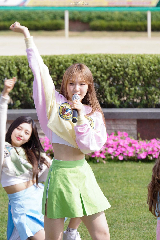 Red Velvet Wendy Busan-Gyeongnam Race Park