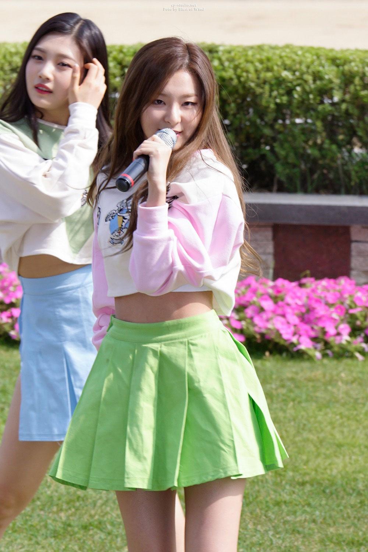 Red Velvet Seulgi Busan-Gyeongnam Race Park