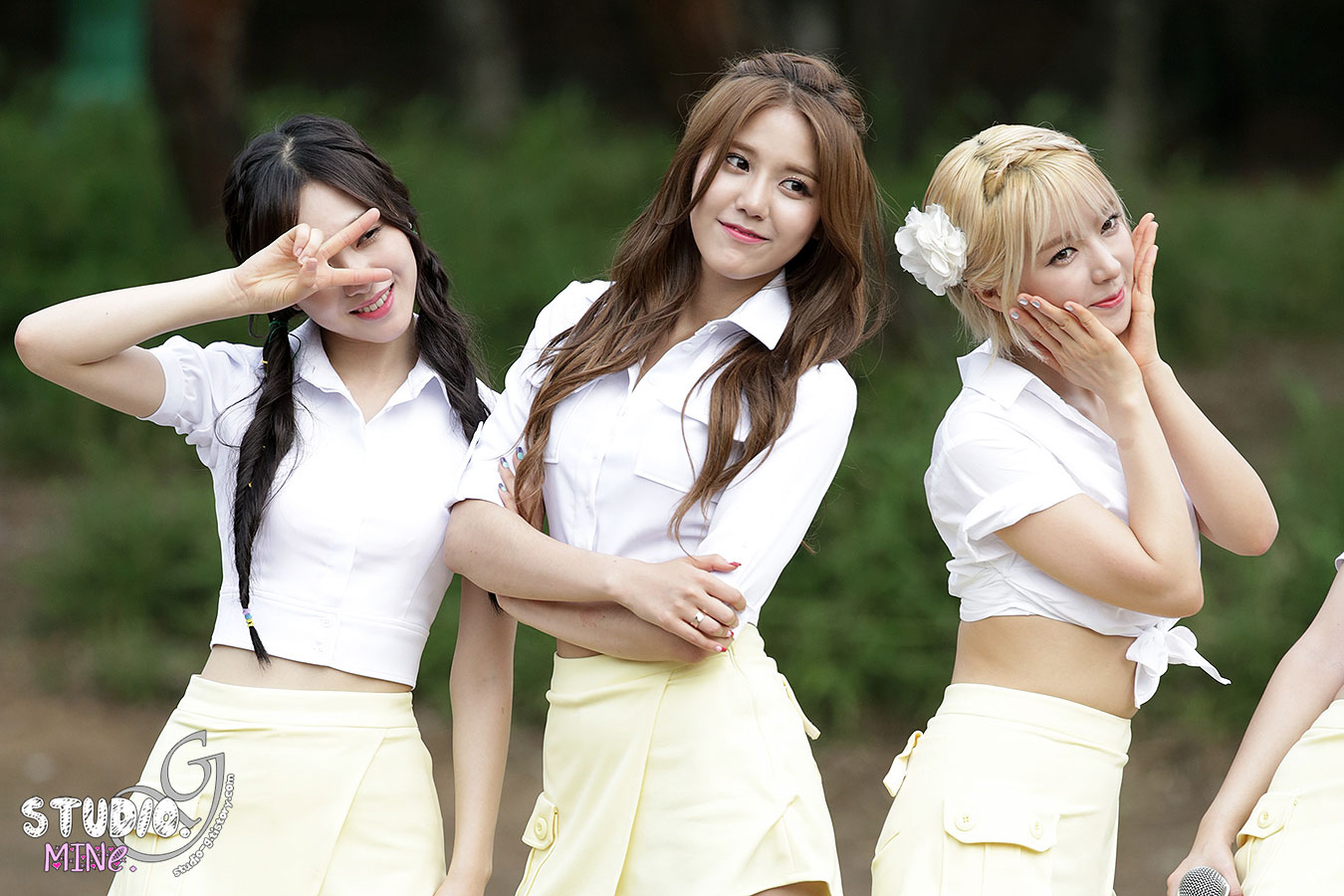 AOA Heart Attack mini fan meeting event