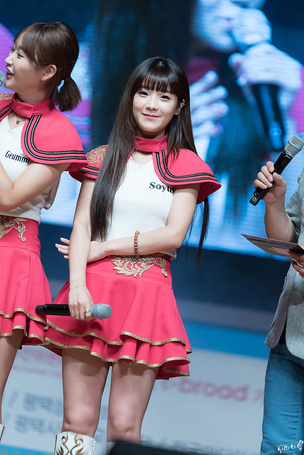 Crayon Pop Soyul Pyeongtaek youth event
