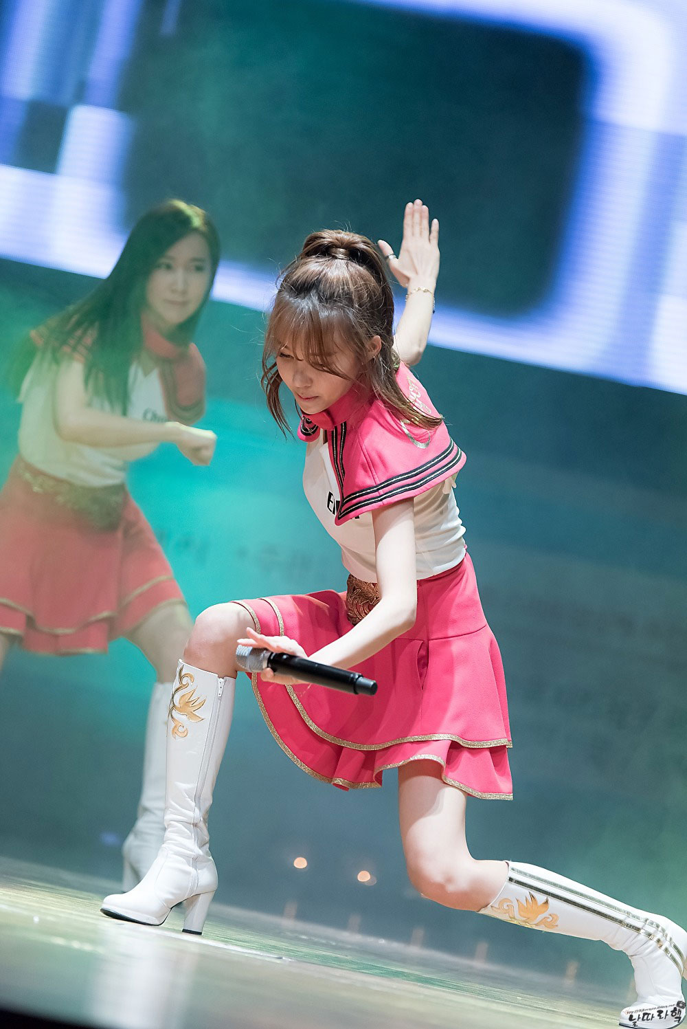 Crayon Pop FM Pyeongtaek youth event