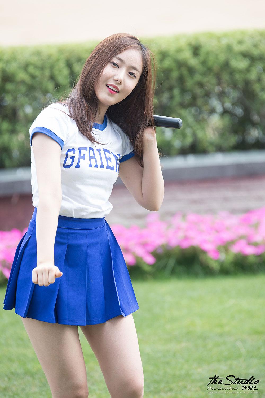 Gfriend ShinB Lets Run Park Busan Gyeongnam