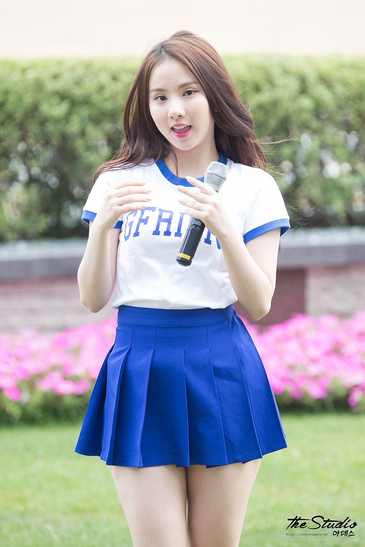 Gfriend Eunha Lets Run Park Busan Gyeongnam