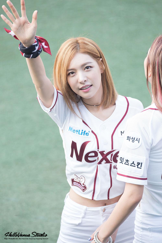 Hello Venus Alice Nexen Heroes baseball