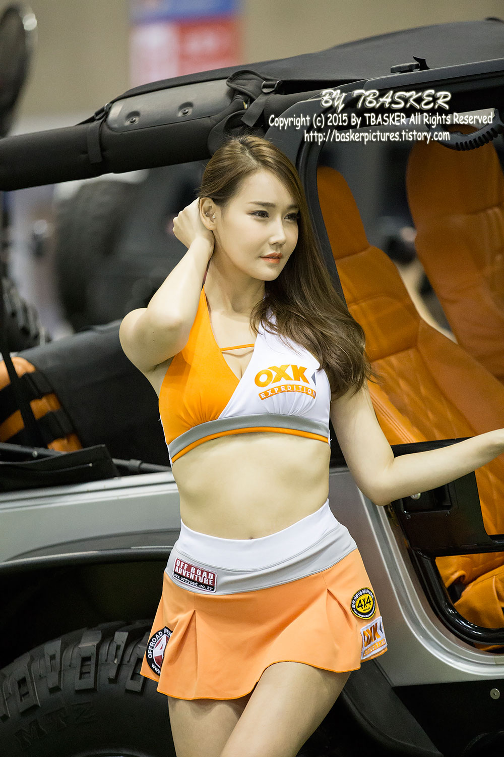 Lee Hyo Young Automotive Week 2015 OXK Expedition