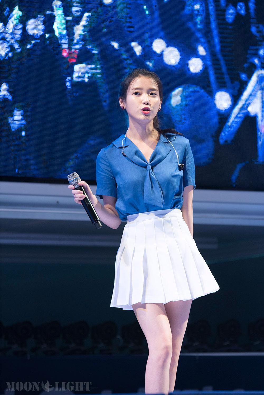 IU Haeundae Hite Summer Festival 2015