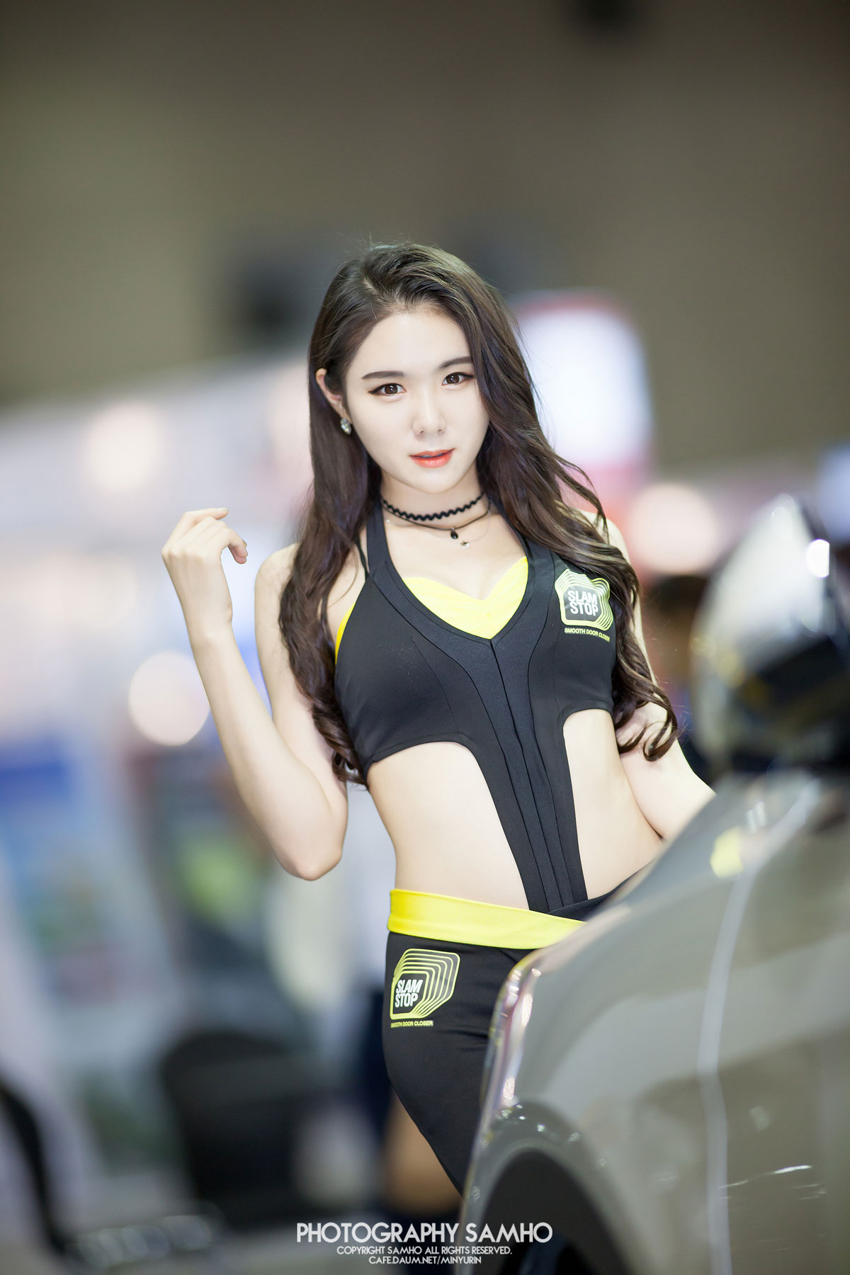 Min Yu Rin Automotive Week 2015 SLAMSTOP