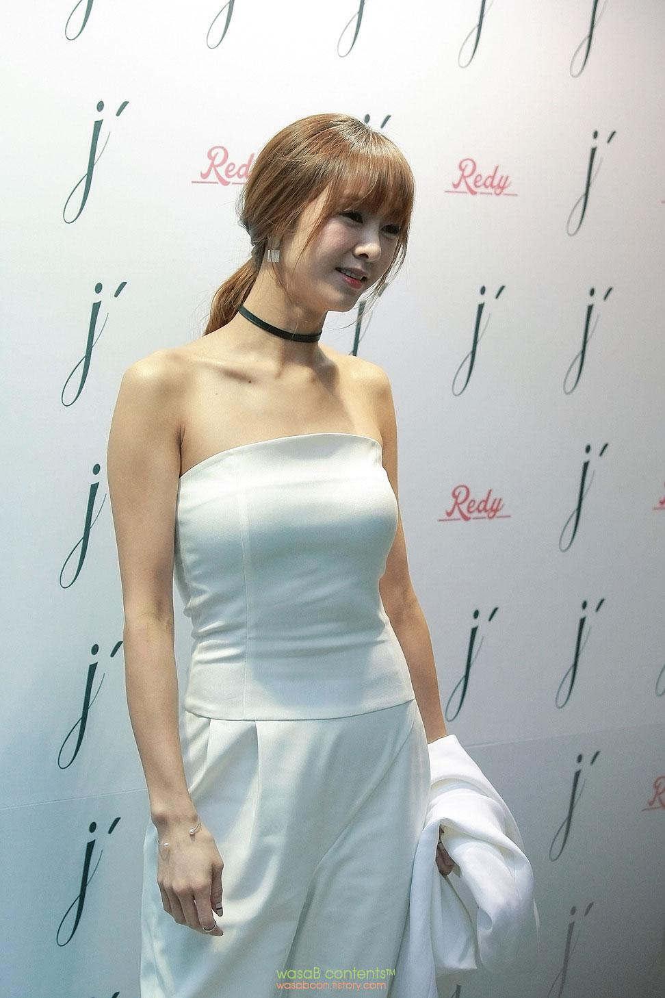 Gina Choi Seoul Fashion Week 2015 SS