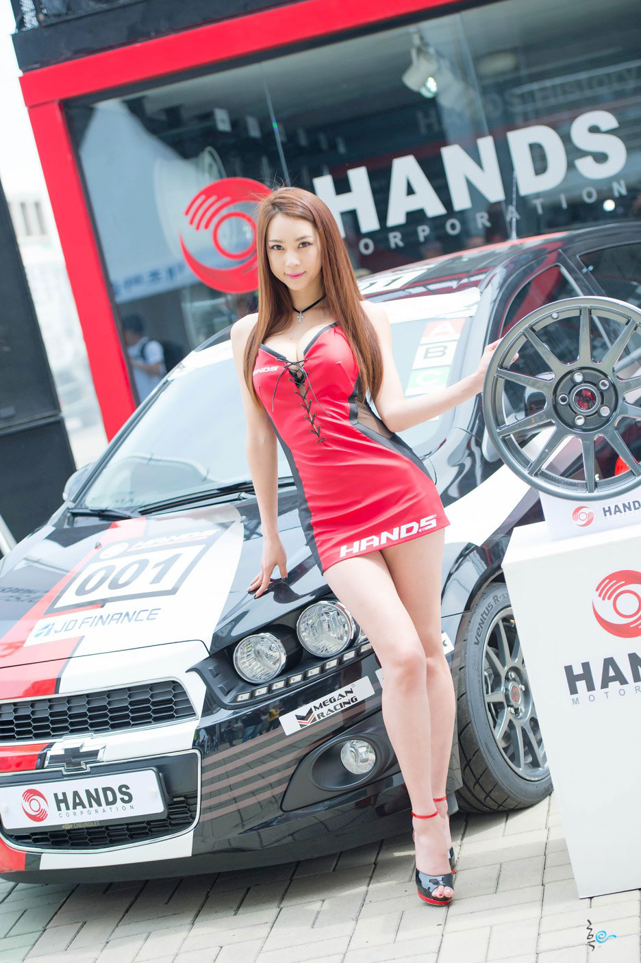 Ju Da Ha Asian Festival of Speed 2015 Hands Motorsport