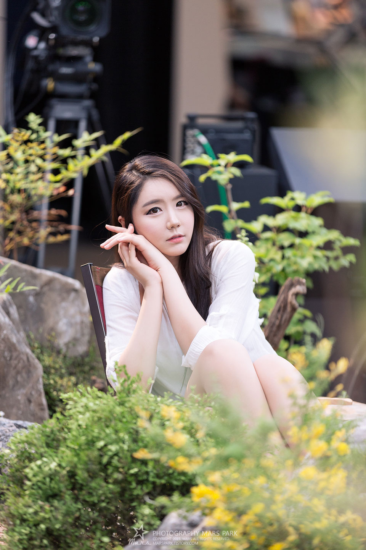 Model Kim Ha Eum KOBA Show 2015