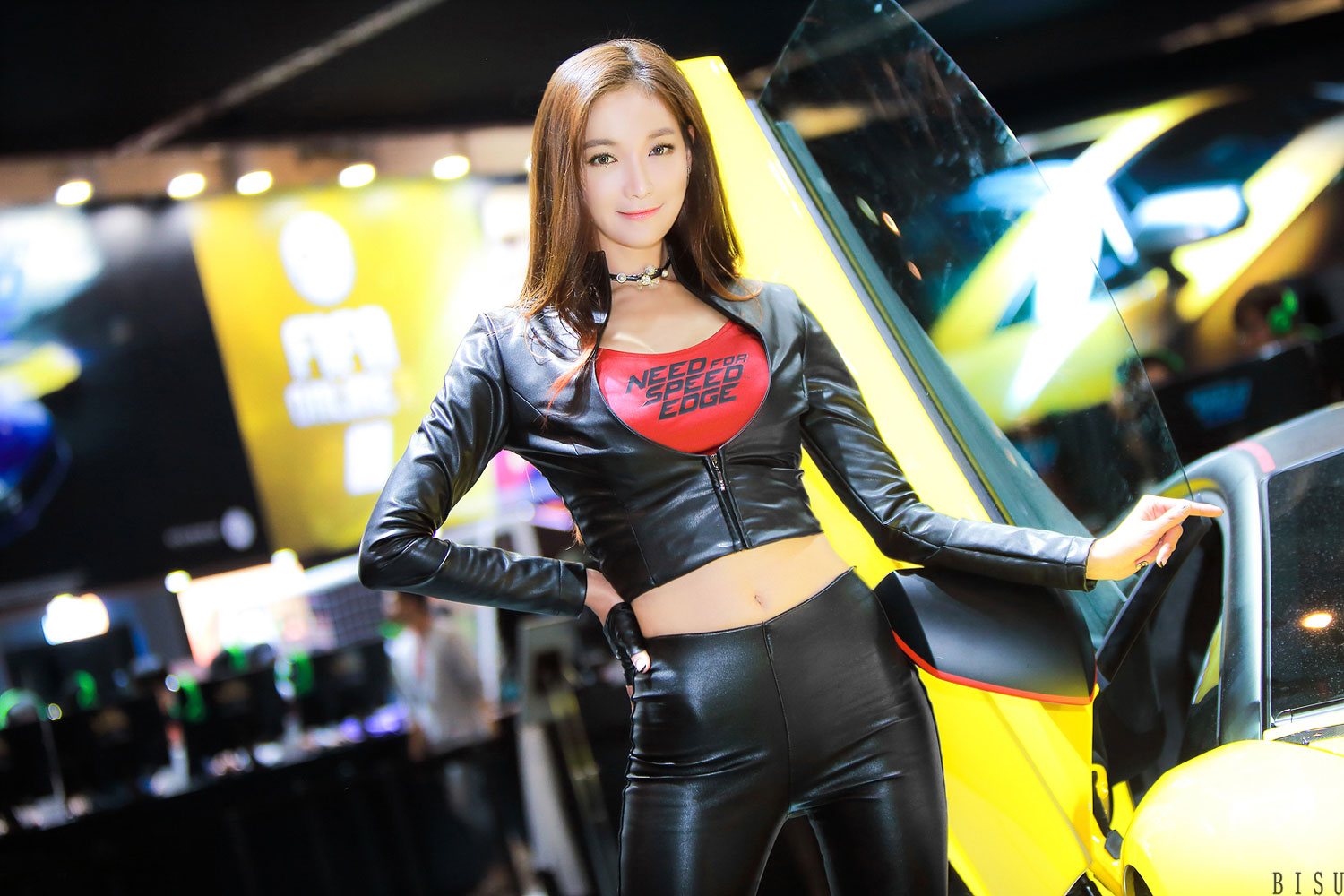 Moon Ga Kyung GSTAR 2015 Need For Speed