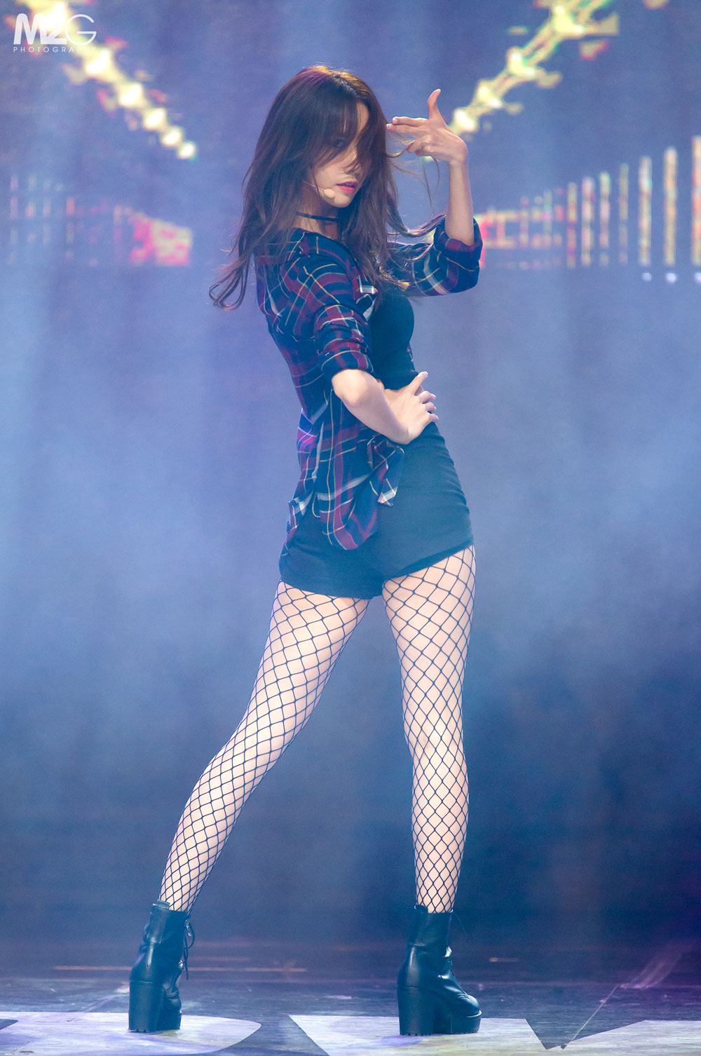 SNSD Yoona Tencent Kpop Live Concert