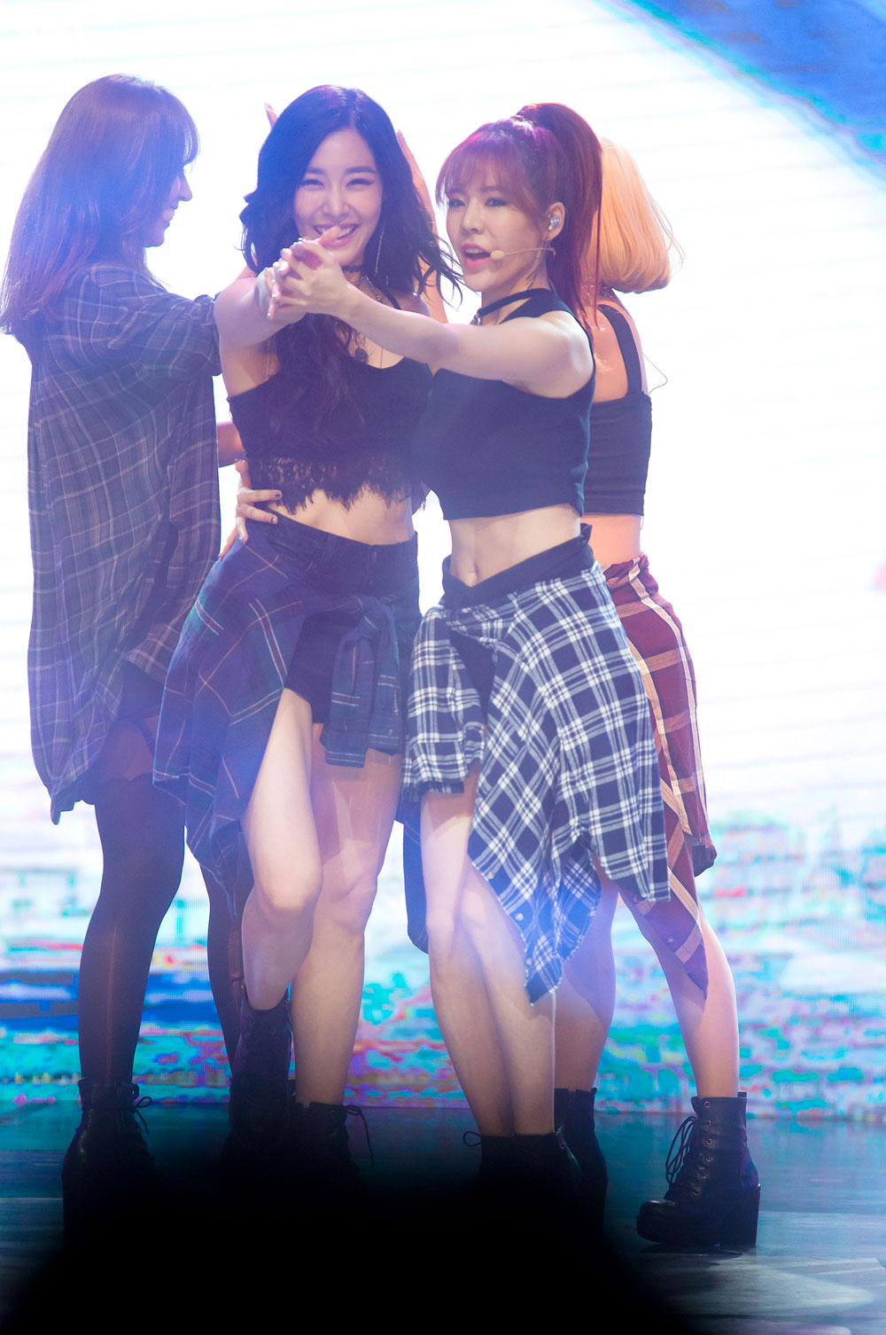 SNSD Tiffany Tencent Kpop Live Concert