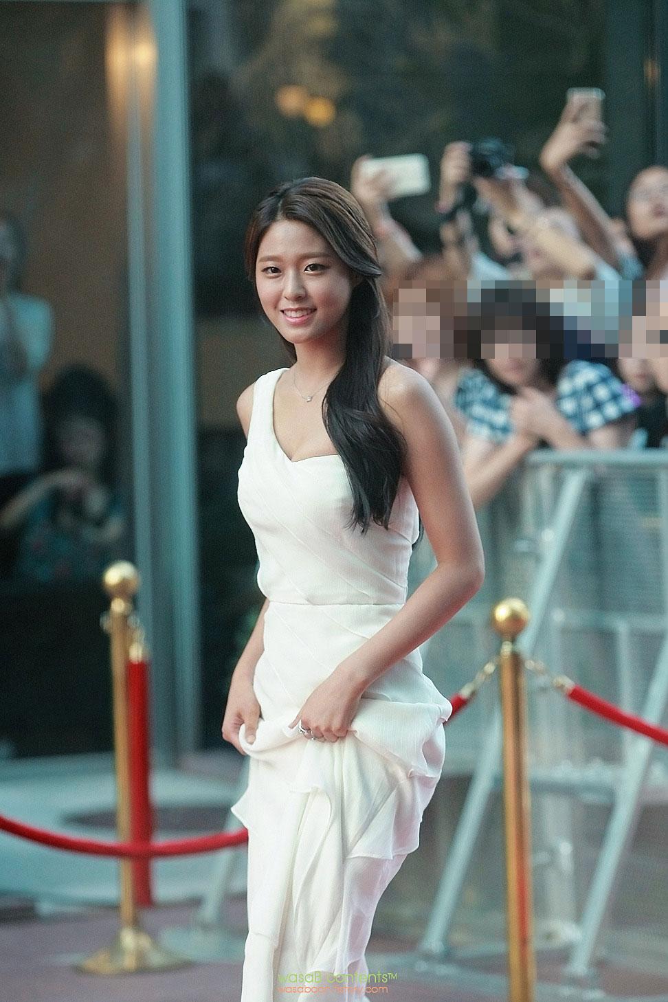 AOA Seolhyun Seoul Drama Awards 2015