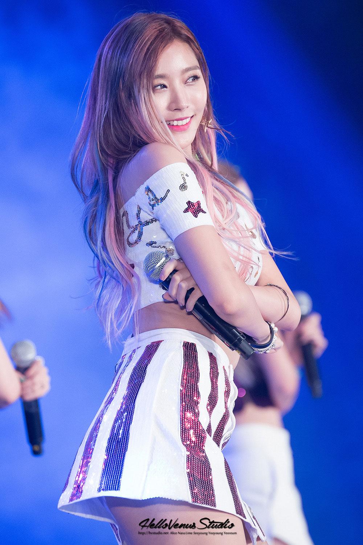 Hello Venus Yooyoung Tencent Kpop Live