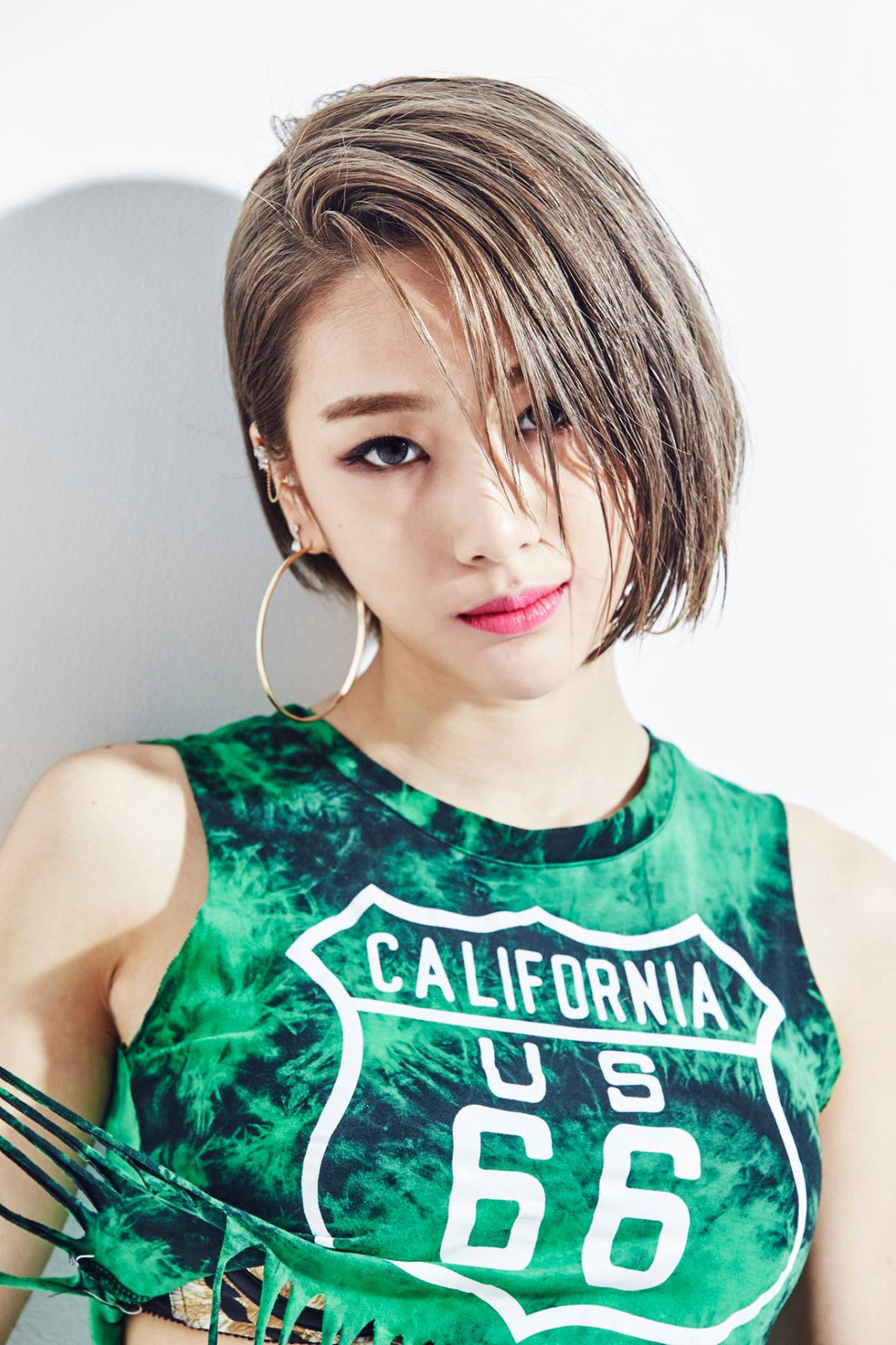 Rania Hyeme Demonstrate mini album