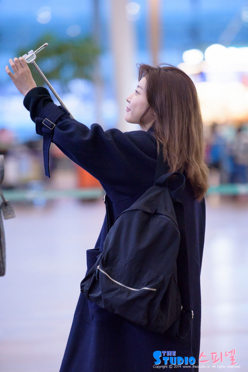 Girls Day Sojin Incheon Airport to Cambodia
