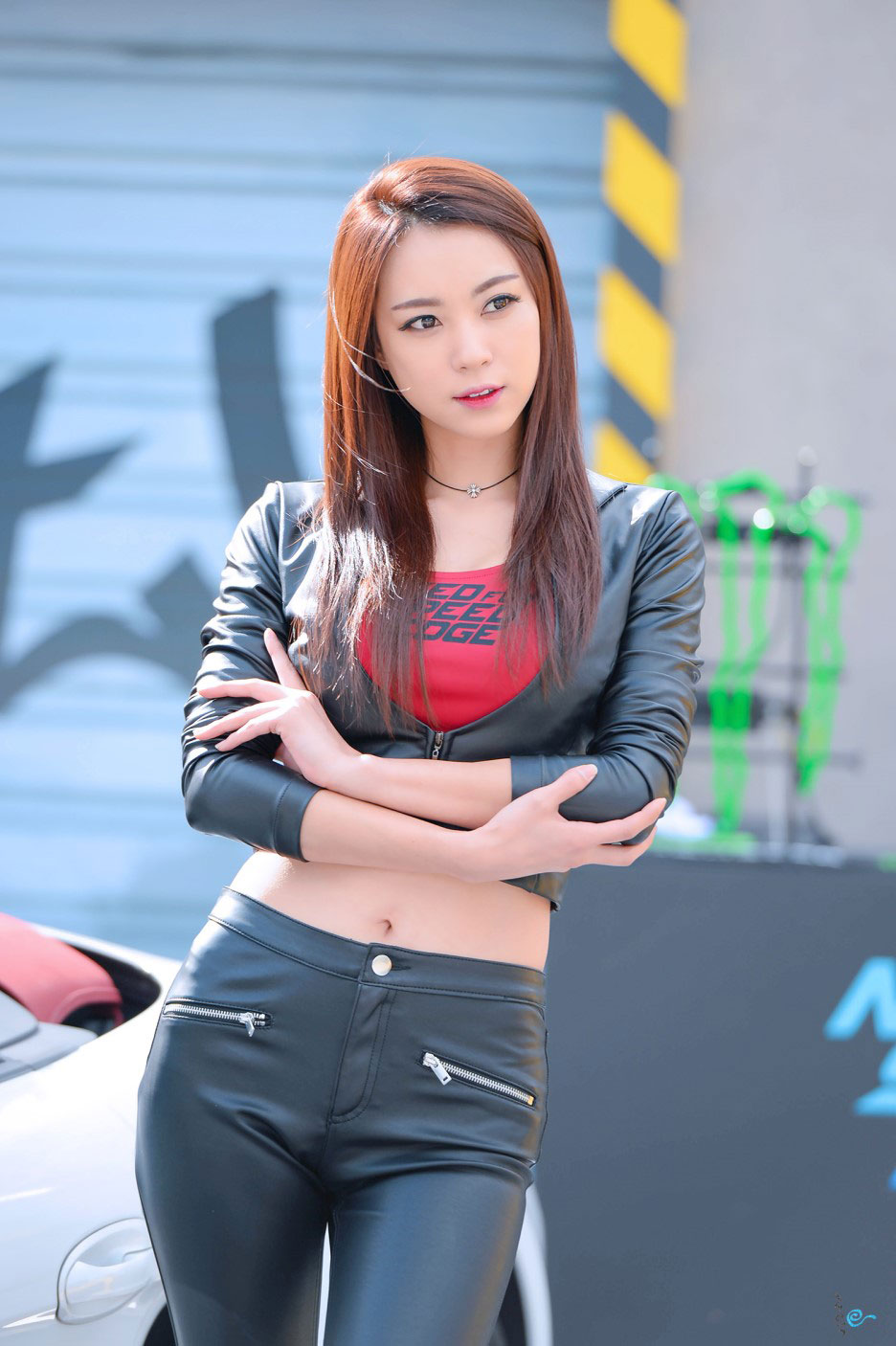 Ju Da Ha G-STAR 2015 Need for Speed