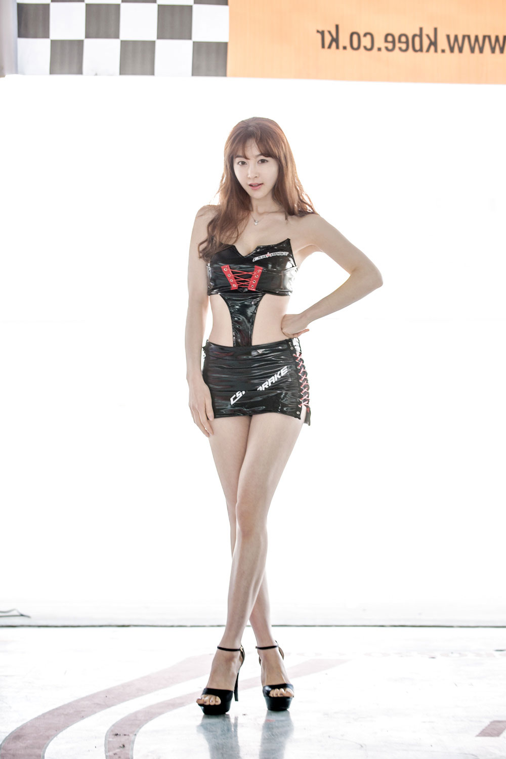Lee Ga Na CJ Super Race 2015 KBEE