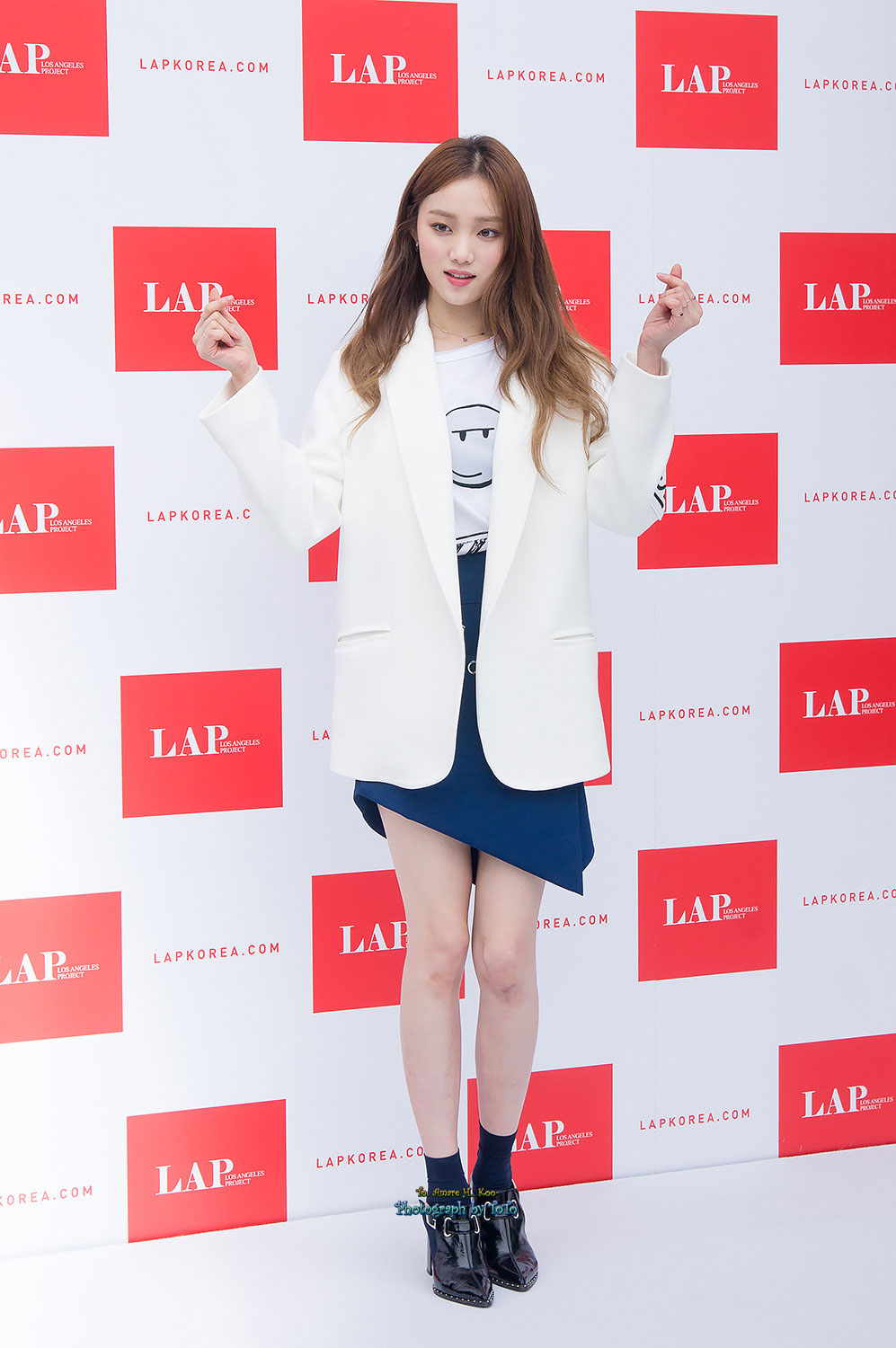 Lee Sung Kyung LAP store opening