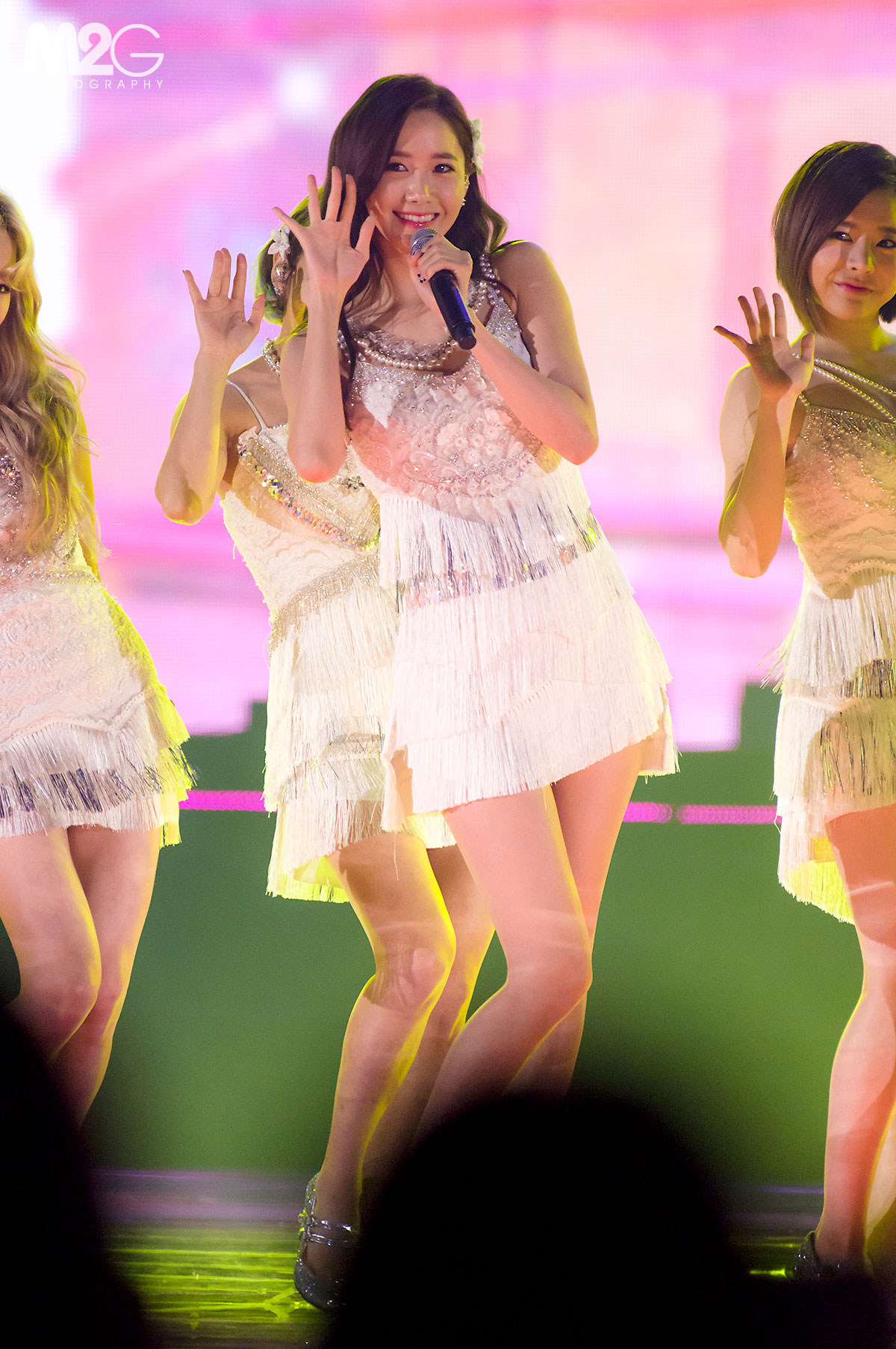 SNSD Yoona KBS Music Festival 2015