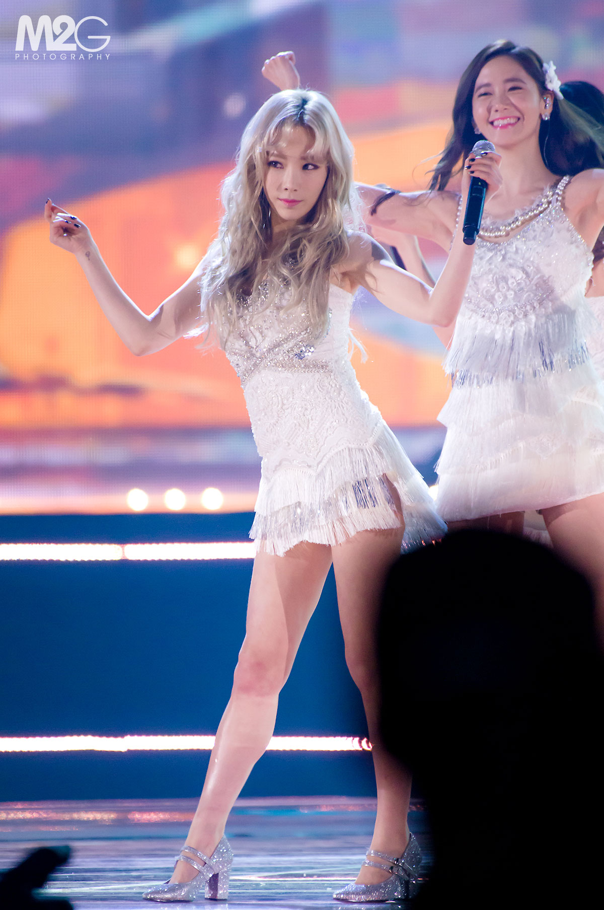 SNSD Taeyeon KBS Music Festival 2015